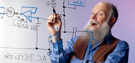 Bob Pease: Analog Guru