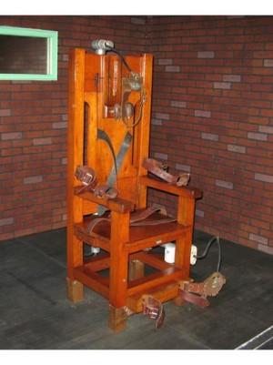 Erfinder Elektrischer Stuhl