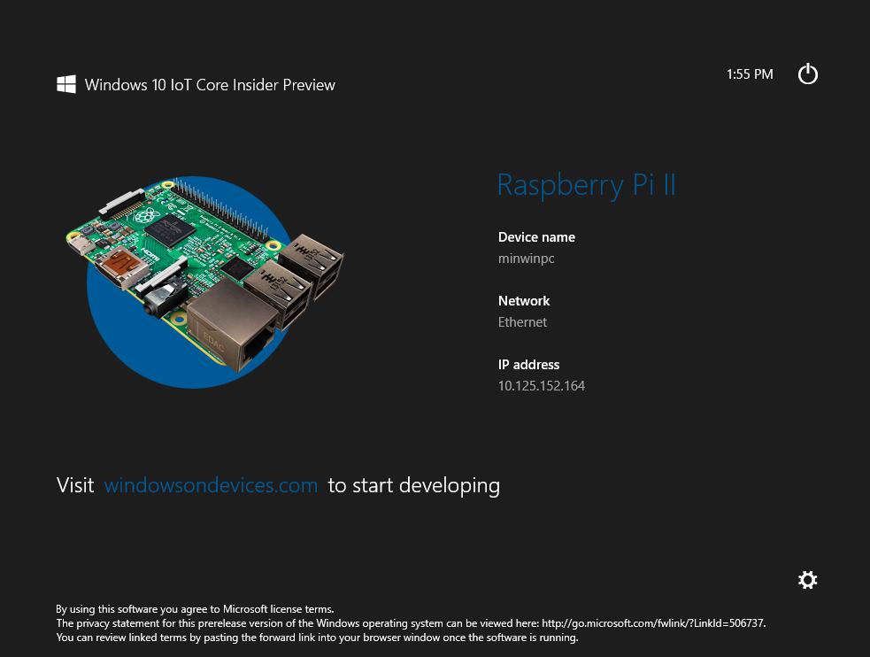 Windows 10 iot raspberry pi 3 download deutsch