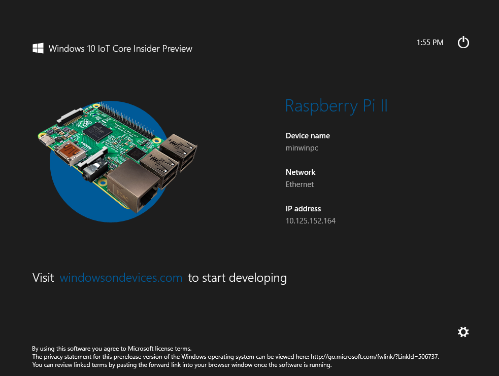 Windows 10 woa raspberry pi 3 download