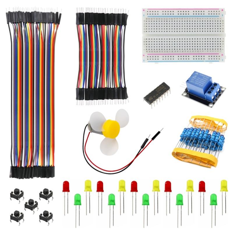 Elektronik-Set Raspberry Pi Edition