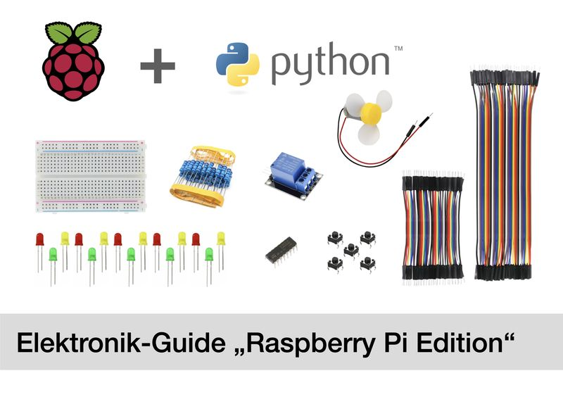Elektronik-Guide Raspberry Pi Edition