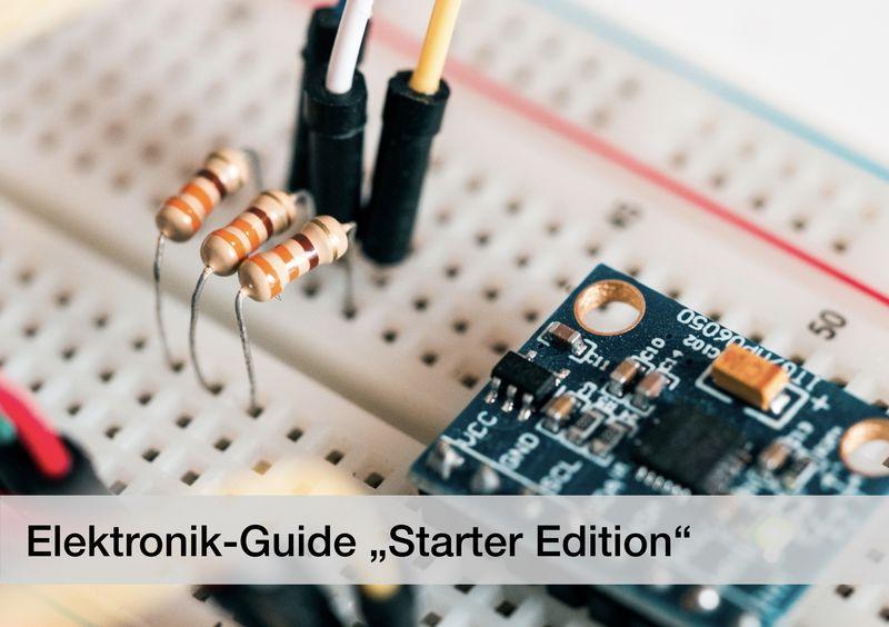 Elektronik-Guide Starter Edition